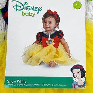 NWT DISNEY Snow White 2 Piece Costume